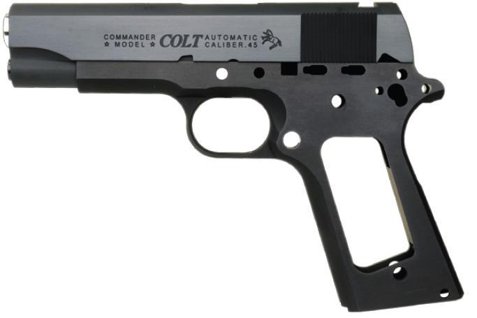NOVA Marui MEU for Colt Combat Commander conversion kit BK TM-GMK-032-BK