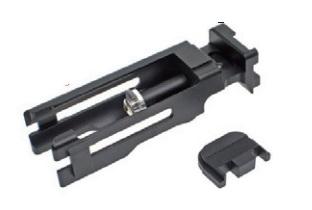 CowCow ブリーチ Black 軽量 アルミCNC 東京マルイGlock19用 CCT-TMG-011