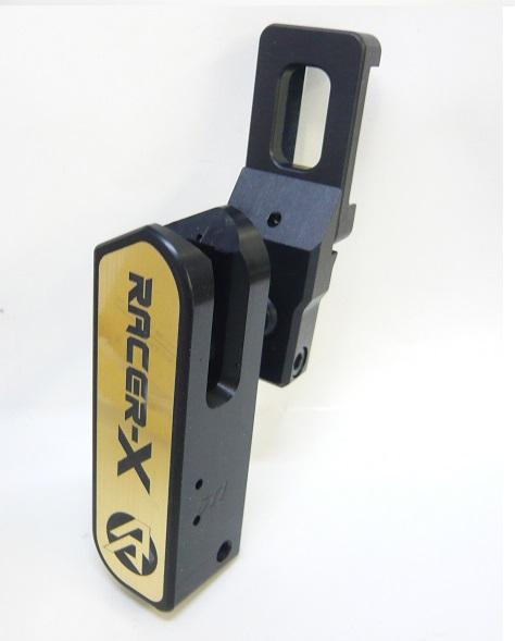 Double Alpha Academy DAA レースホルスター RACER-X ゴールドカラー 各社Hi-capa対応 DARXR-TI-31800