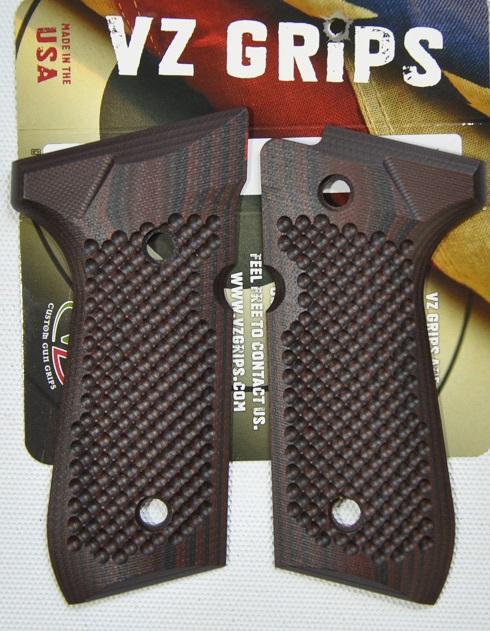 VZ グリップ M92F Beretta用 Blown G10 B92-GB-C-12600