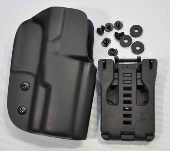 Blade Tech Holster Walther PPQ M2 4 2 OWB Black for right handed  BTUSA-879074284-9000