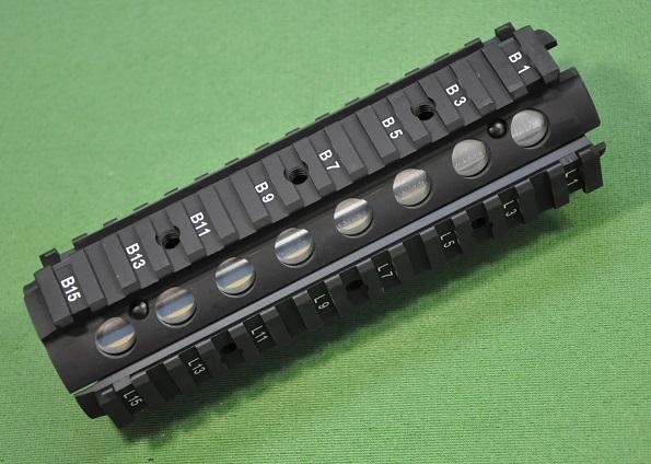 NB RAS 東京マルイ 電動ガン M4用 Black 9000