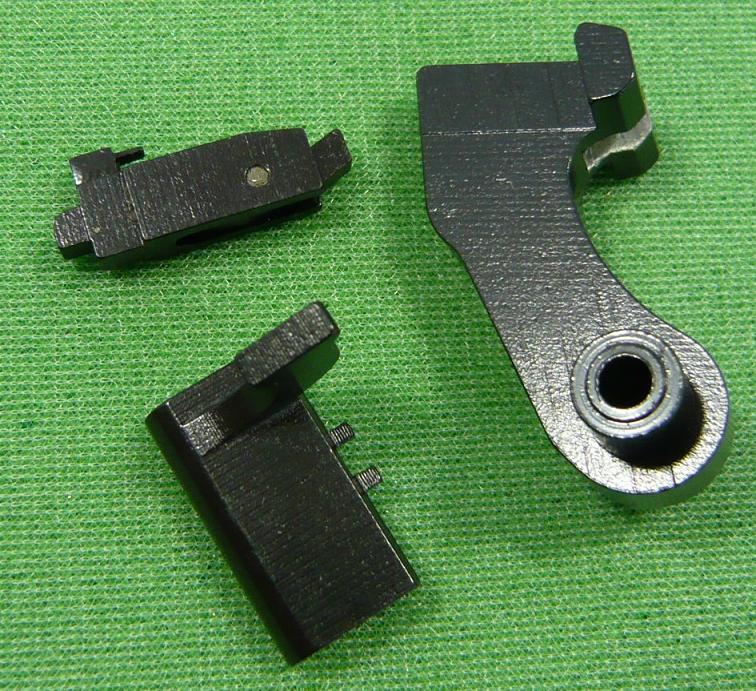 支持Hephaestus铁锤装配WE ACEVD GBB SVD来复枪的钢HE-WE-010-10800-WOEE