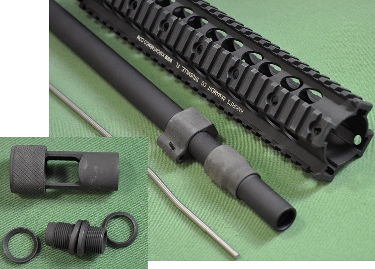 Zparts MK12 Mod1 设置 MWS 丸-M4-001-49000 的东京丸井 M4A1
