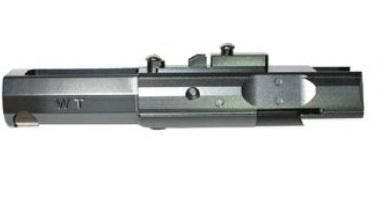WII TECH ボルトキャリアー Boronタイプ 東京マルイ M4 MWS用 アルミ製 Titanium 02188-16400-WOE