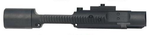 GunsModify ゼロボルトキャリアー Black 東京マルイ M4 MWS用 GM0221-19000-WOE