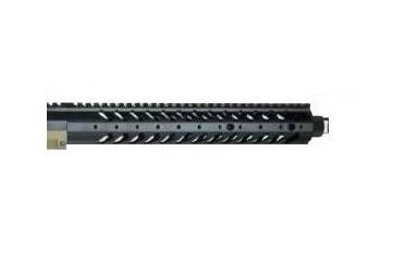 SILVERBACK レールハンドガード Long Desert Tech SRSA1用 SBA-HDG-01-12000-WOE