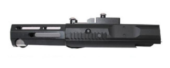 WII TECH ボルトキャリアー Apexタイプ 東京マルイ M4 MWS用 スチール製 Black-02191-20600-WOEE