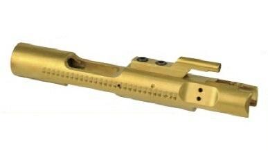 ANGRY GUN ボルトキャリアー WE M4シリーズ用 オープンチャンバーシステム用 Fe チタンコート AGY-PT-SBCWEM4TC-23600-WOEE