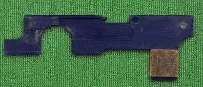 エアガン モデルガン の専門店 【特価】 LONEX ナイロン スイッチプレート Ver2 M16系統 GB-01-20