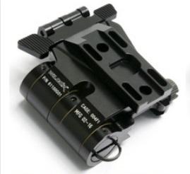 エアガン モデルガン 日本最大級の品揃え の専門店 CC 店内限界値引き中&セルフラッピング無料 Tac フリップマウント 20mmマウント Black CCT0098 Wilcoxタイプ