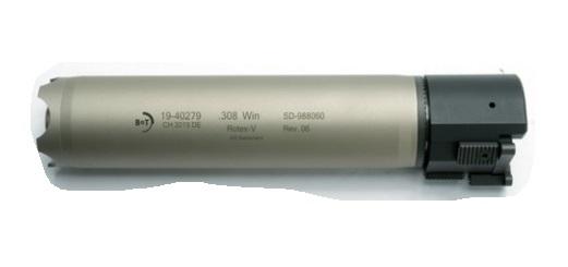 ANGRY GUN トレーサー内蔵 サイレンサー B&T Rotex-Vタイプ .380タイプ RV03T