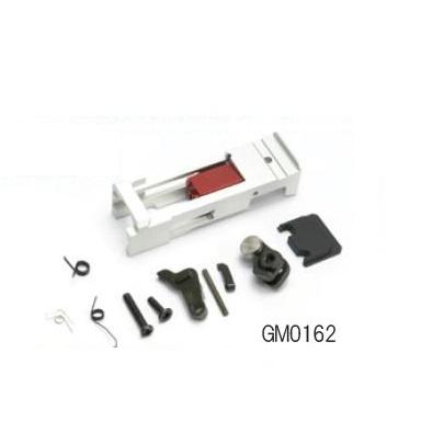 GunsModify ブリーチ ゼロブリーチ 東京マルイ GLOCK17用 RMRカットスライド対応 NEW アルミ軽量 GM0162-11500-WOEE