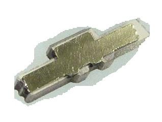 エアガン モデルガン の専門店 GUARDER スライドロック 東京マルイ/KJ/WE GLOCK用 ステンレス Silver GLK-72(SV)-2300-WOE