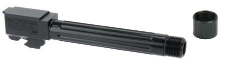 NOVA アウターバレル 14mm逆ネジ  Black 東京マルイ GLOCK17/18C/22 GBB対応 BLACK LIST 9500-WOE