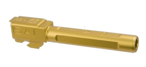 DETONATOR アウターバレル SAI ボックスフルート STD 東京マルイ Glock17シリーズ用 OB-TM22GD