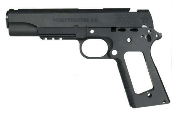 NOVA スライド&フレームセット BCM GUNFIGHTER1911 東京マルイ M1911/MEU用