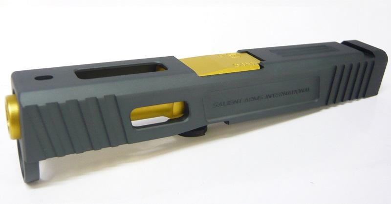 NOVA G43 SAIタイプ カスタムスライド UMAREX(VFC) GLOCK42用