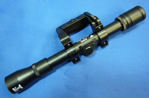 タナカ純正 スコープ ZF41 1.5×15 98k専用 15800-WOF