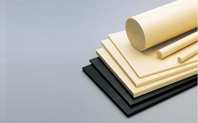 ABS 樹脂 板(ナチュラル) 15mmX500X1000L