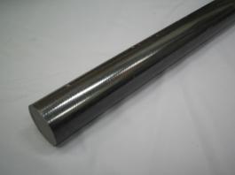 PPS (GF40%) 黒色 丸棒 50φX1000L