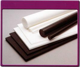 POM板 ( ジュラコン® 板 ) ナチュラル(白) 板厚 10mm X600X1200