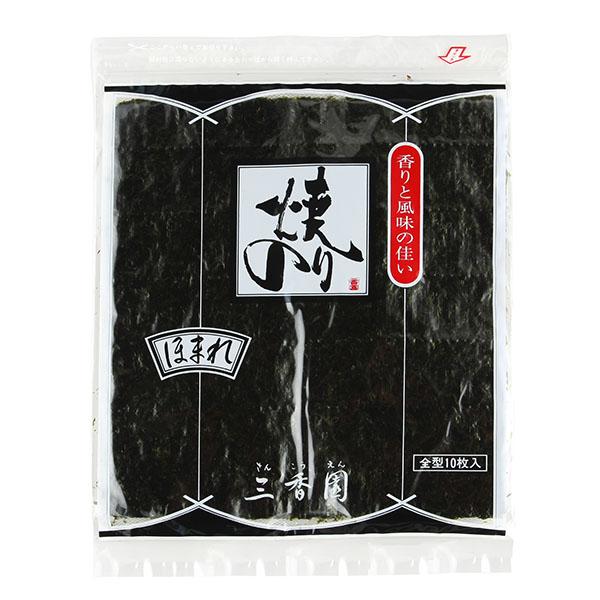 千葉県産 焼海苔 誉 人気 ほまれ 10枚 ショッピング