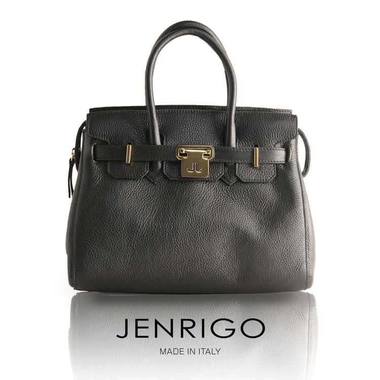 【期間限定価格】JENRIGO トートバッグ レディース バッグ ジェンリゴ 牛革 ゴールド金具 イタリア製 全4色 母 女性 プレゼント ギフト