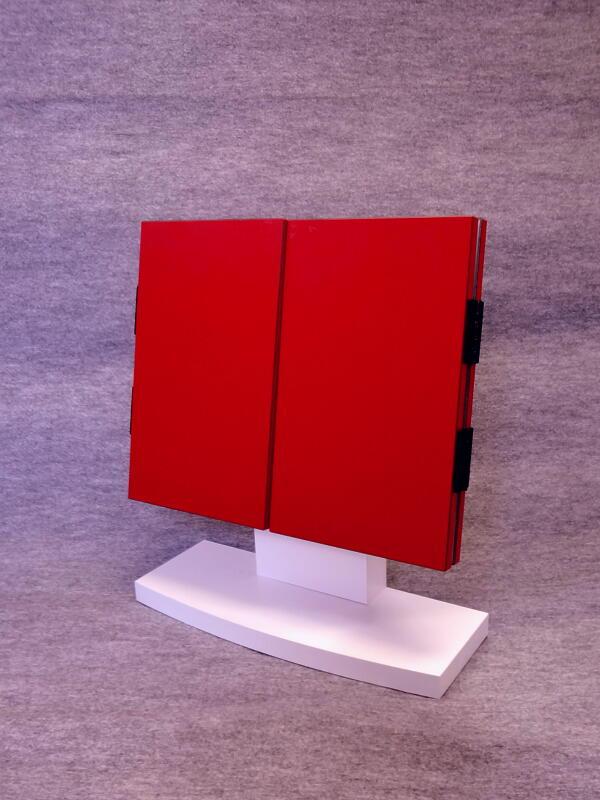 新製品 卓上三面鏡 トラッド サンタ 【税込】[送料無料][日本製]【プレゼント】【お祝い】