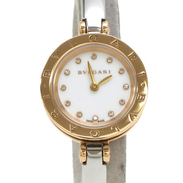ブルガリ ビーゼロワンバングルウォッチ BZP23SG レディース 腕時計【Aランク】【中古】