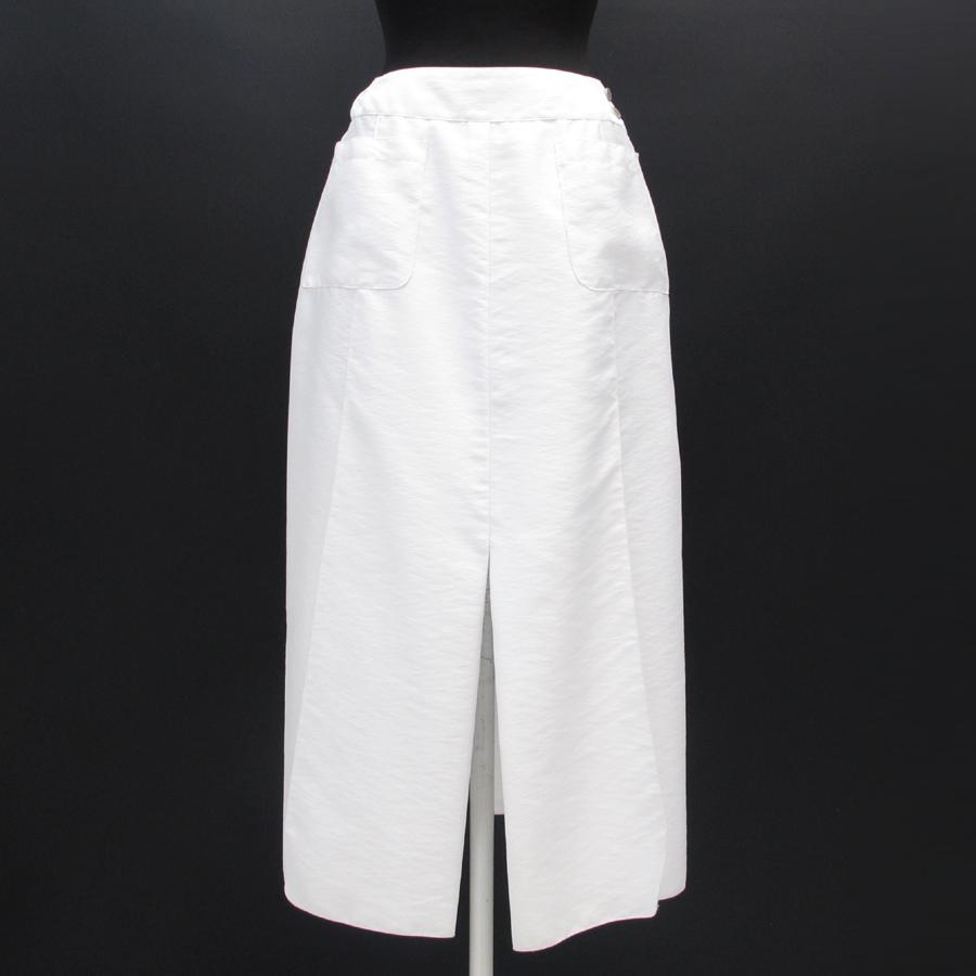 【最大3万円OFFクーポン配布中】【送料無料】【中古】シャネル 99Pスカート【Aランク】