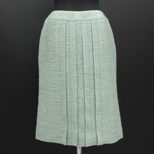 【最大3万円OFFクーポン配布中】【送料無料】【中古】シャネル 99Cスカート【Aランク】