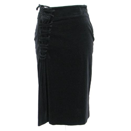【送料無料】【中古】グッチ スカート【Bランク】