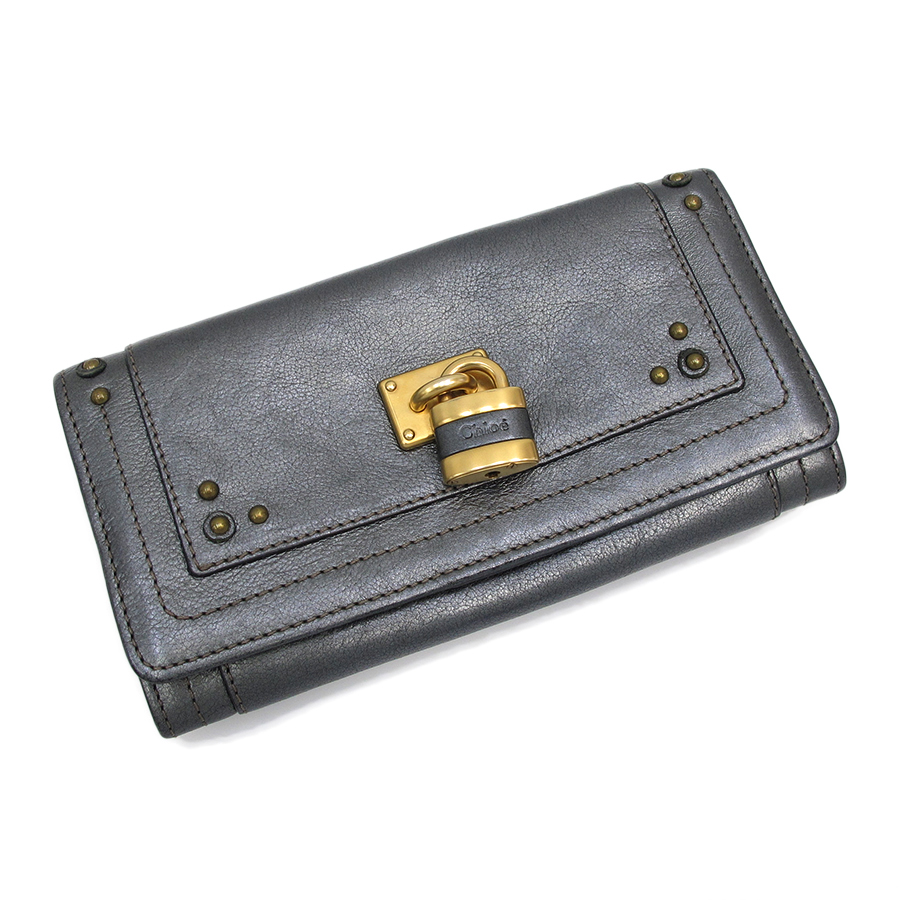 【送料無料】【中古】クロエ 財布【Bランク】