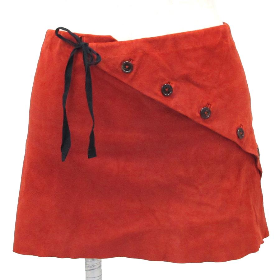 【送料無料】【中古】アンドゥムルメステール スカート 【Bランク】