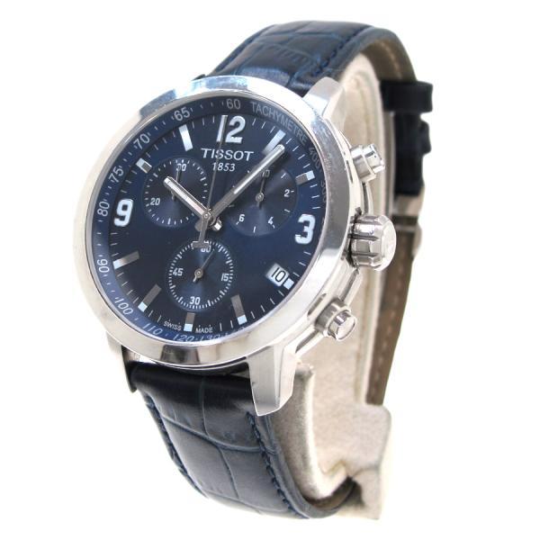 Tissot PRC200 quartz chronograph T055417A