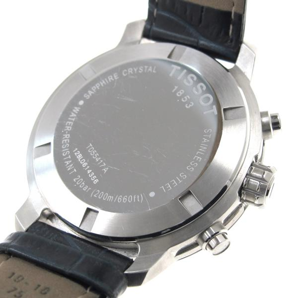 tiso PRC200石英·計時儀T055417A