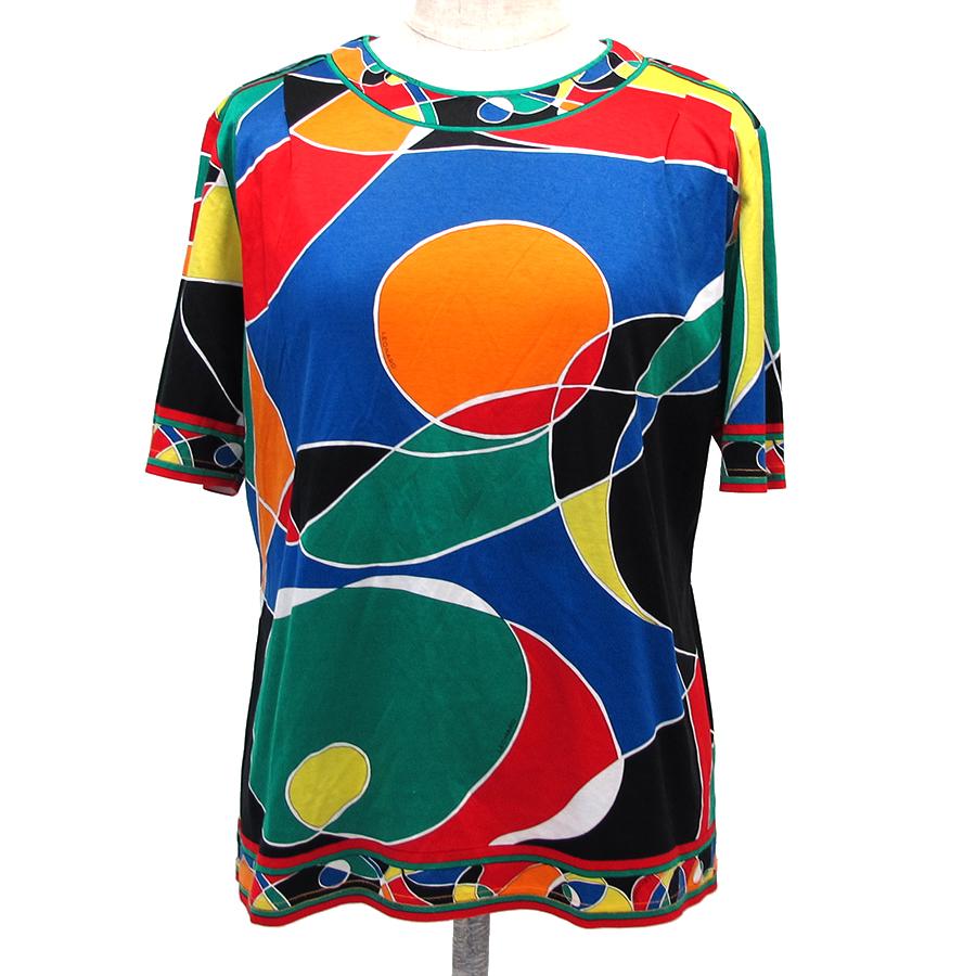 【送料無料】【中古】レオナール Tシャツ 【Aランク】