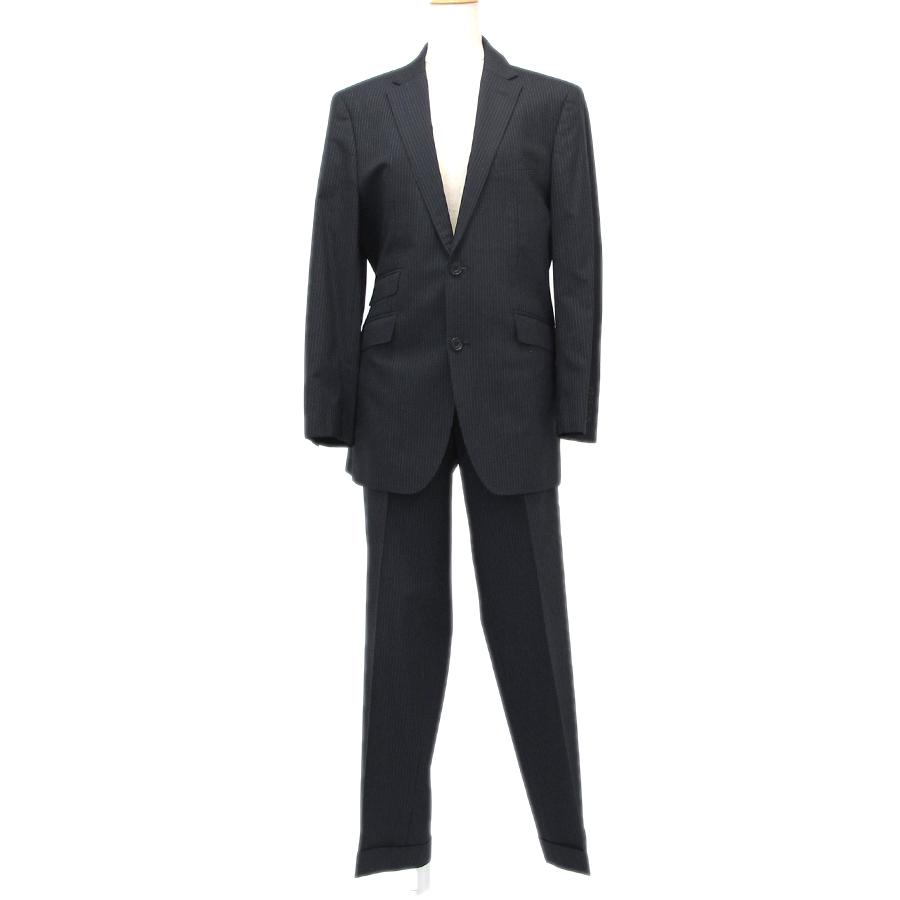 【最大3万円OFFクーポン配布中】【送料無料】【中古】バーバリーブラックレーベル スーツ 【Aランク】