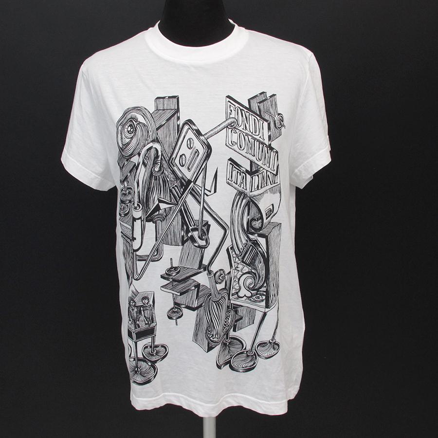 【送料無料】【中古】プラダ Tシャツ 【Bランク】