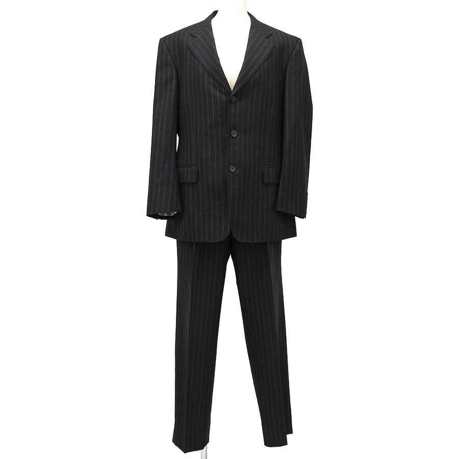 【送料無料】【中古】ブルックスブラザーズ スーツ 【Bランク】