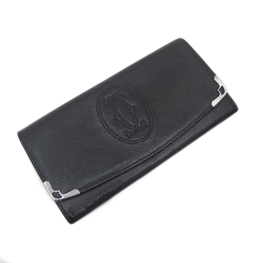 【送料無料】【中古】カルティエ 長財布 L3000911【Aランク】