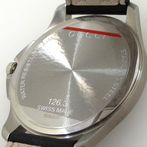 古驰G时间没有的126.3 YA126304