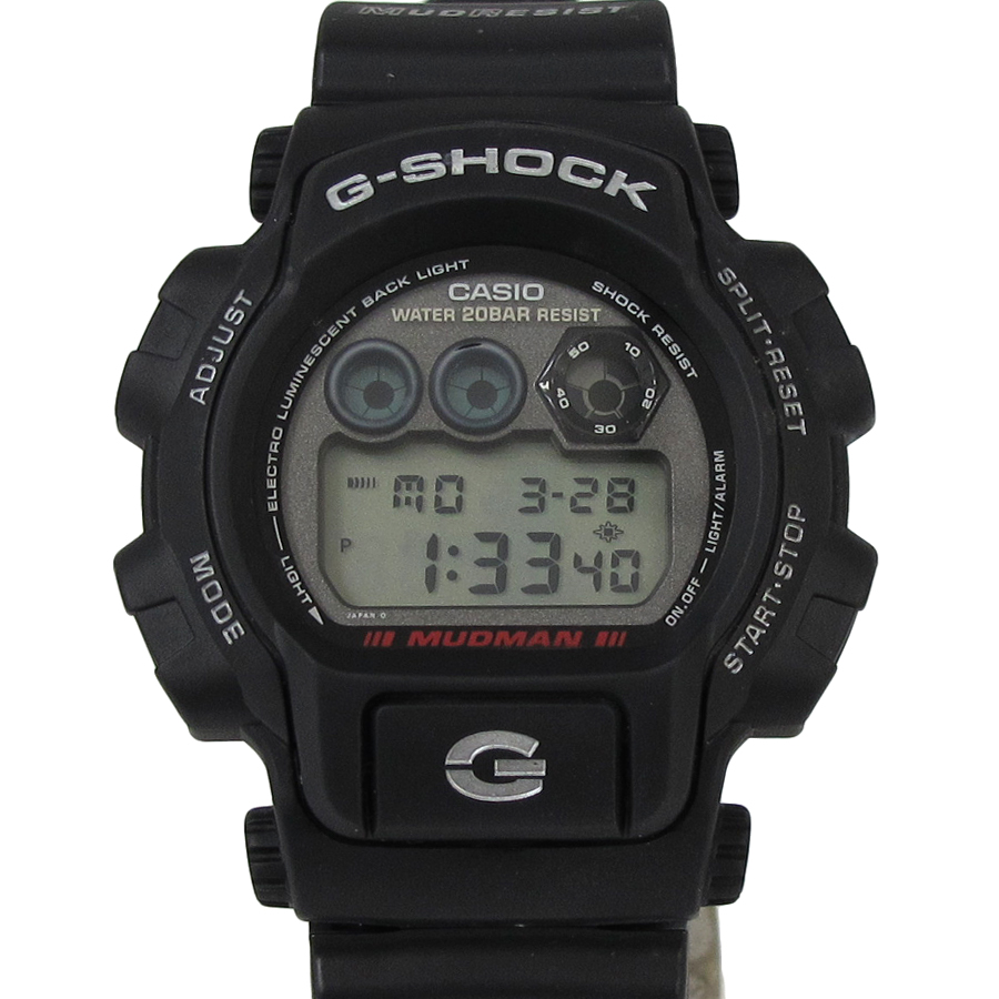 Casio G-Shock mad man DW-8400 1289