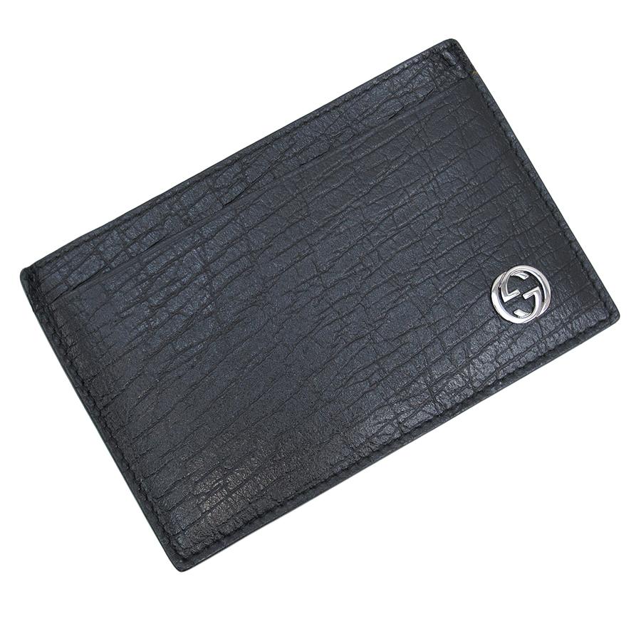 【送料無料】【中古】グッチ カードケース 115218【Aランク】
