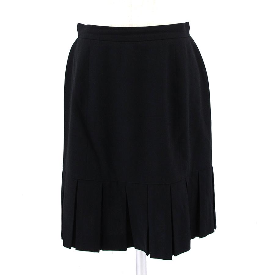 【送料無料】【中古】シャネル 07Aスカート 【Bランク】