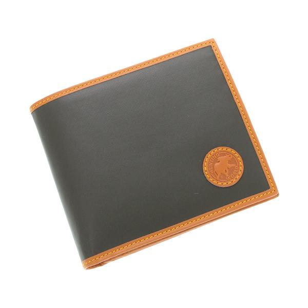 【送料無料】【中古】ハンティング・ワールド バチュークロス・2つ折財布 【Aランク】
