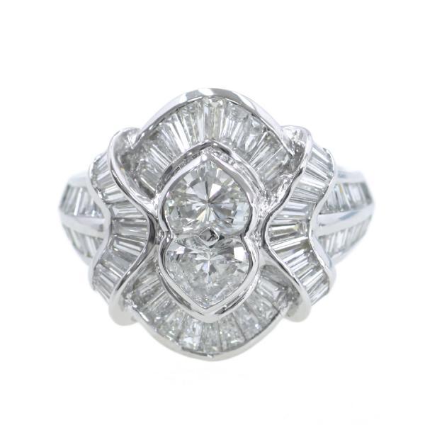 【送料無料】【中古】アドラー ダイヤリング#13 【無料ギフトラッピング】【Aランク】