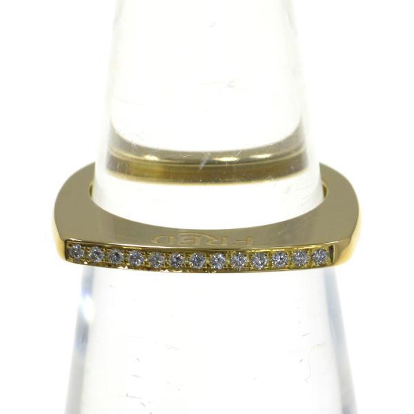 【送料無料】【中古】フレッド ミニサクセスダイヤリング#53(日本サイズ12.5号近辺) 【無料ギフトラッピング】【Aランク】