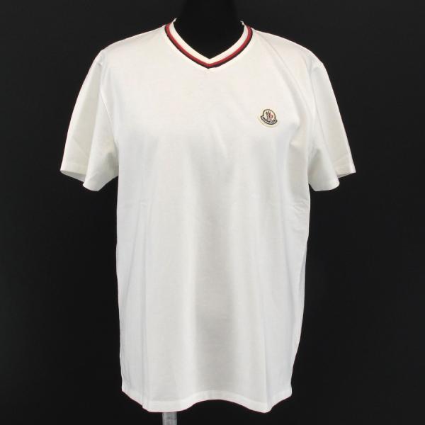 【送料無料】【中古】モンクレール Tシャツ 【Bランク】